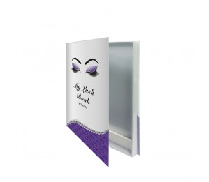 Callas My Lash Book (Eyelash Tray)