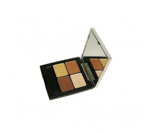 Callas The Make Up Pro Quadruple Eyeshadow (CES01) .11oz/3.1g