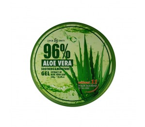 Dearderm 96% Aloe Vera Soothing & Moisture Gel 10.58fl.oz/313ml