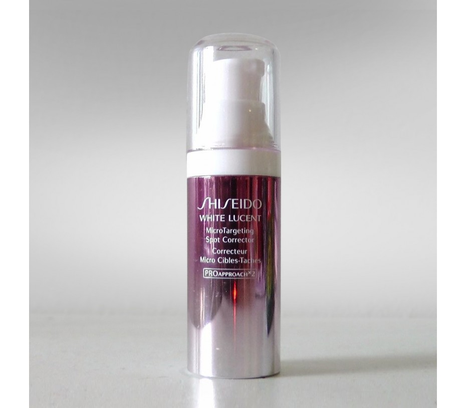 Shiseido [Travel] White Lucent MicroTargeting Spot Corrector 0.3fl.oz/9ml